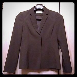 Calvin Klein women's suit jacket